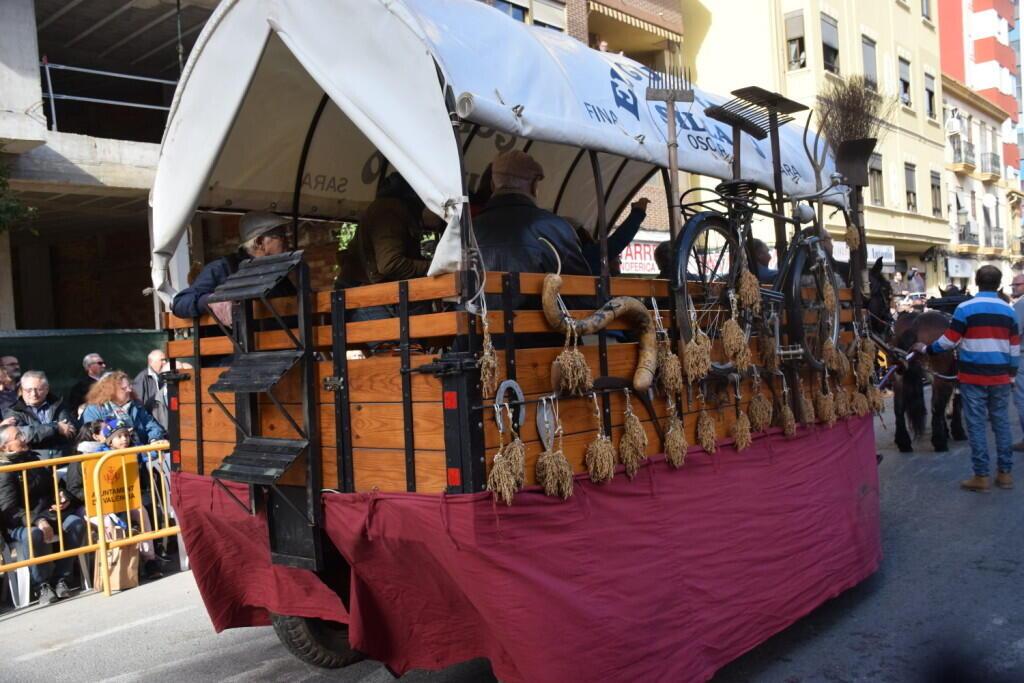 bendición de la fiesta de san Antonio Abad en València 20200117_094858 (129)