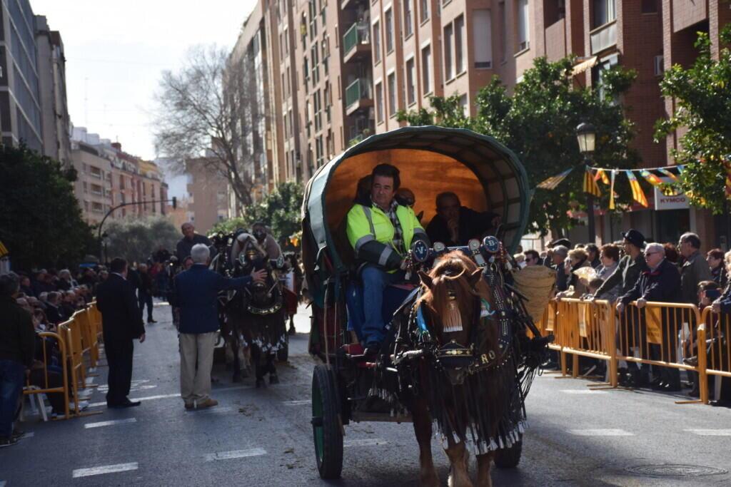 bendición de la fiesta de san Antonio Abad en València 20200117_094858 (136)