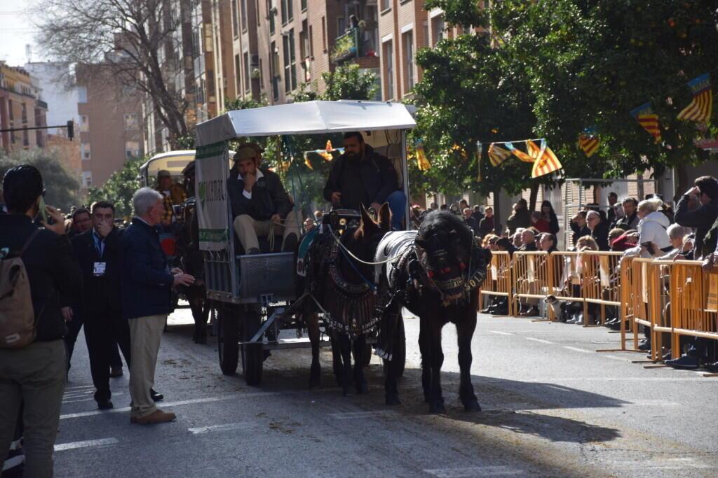 bendición de la fiesta de san Antonio Abad en València 20200117_094858 (137)