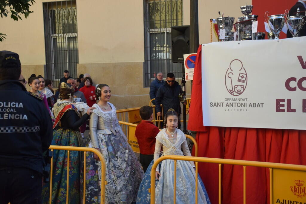 bendición de la fiesta de san Antonio Abad en València 20200117_094858 (26)