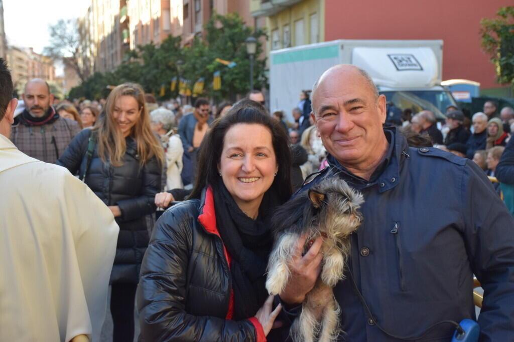 bendición de la fiesta de san Antonio Abad en València 20200117_094858 (39)