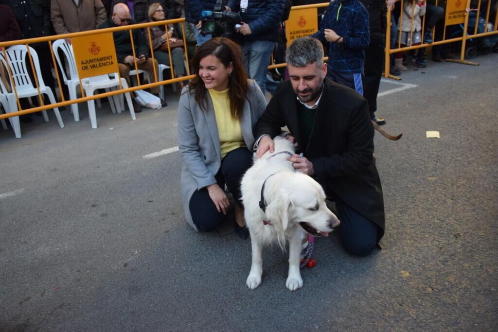 bendición de la fiesta de san Antonio Abad en València 20200117_094858 (54)