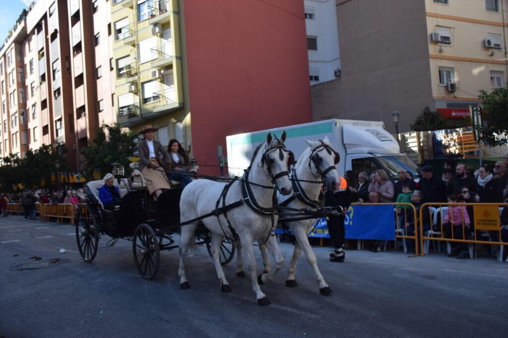 bendición de la fiesta de san Antonio Abad en València 20200117_094858 (59)