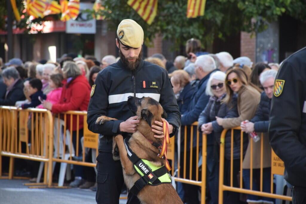 bendición de la fiesta de san Antonio Abad en València 20200117_094858 (71)