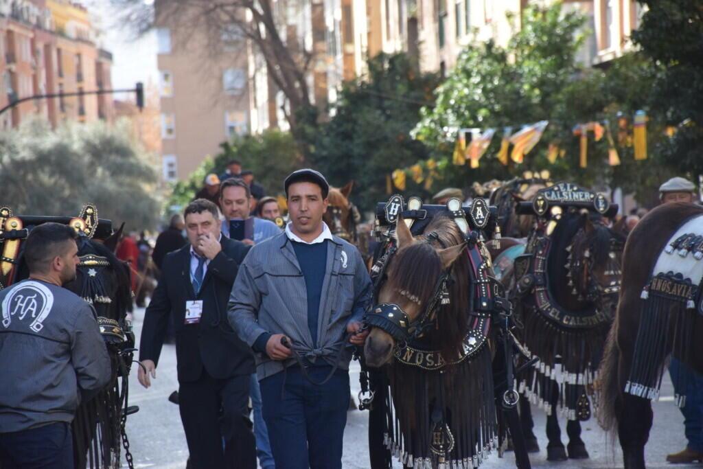 bendición de la fiesta de san Antonio Abad en València 20200117_094858 (85)