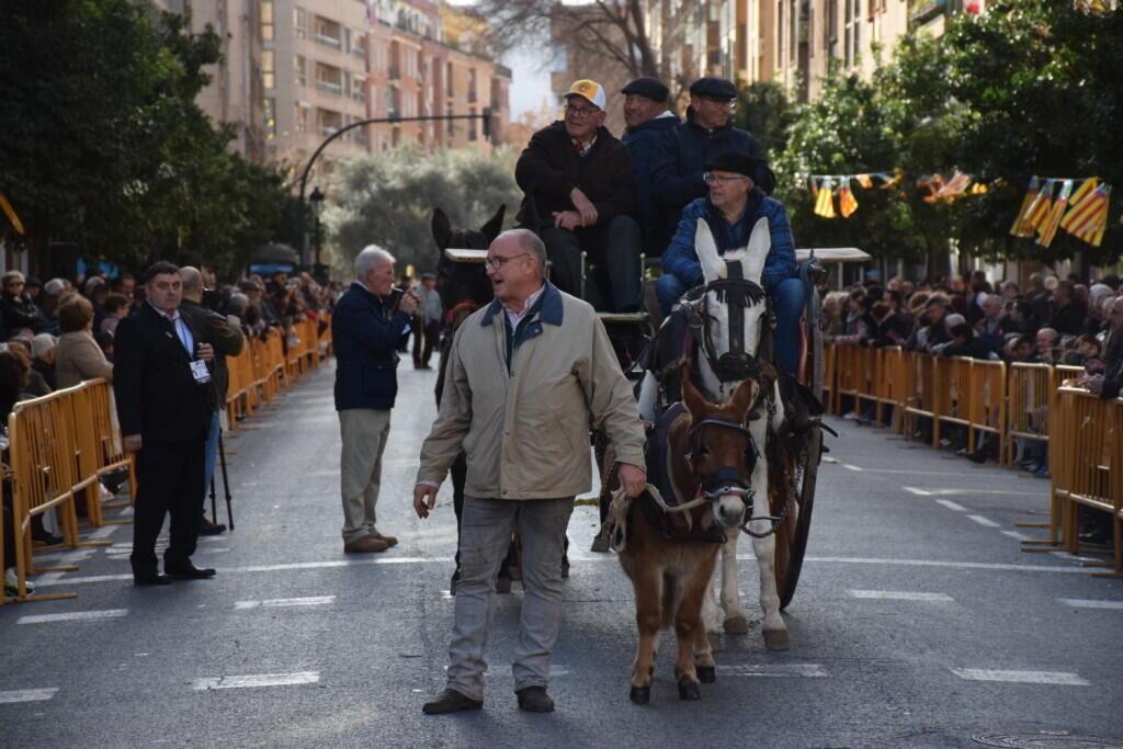 bendición de la fiesta de san Antonio Abad en València 20200117_094858 (91)