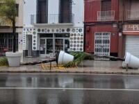 temporal tiempo lluvias viento