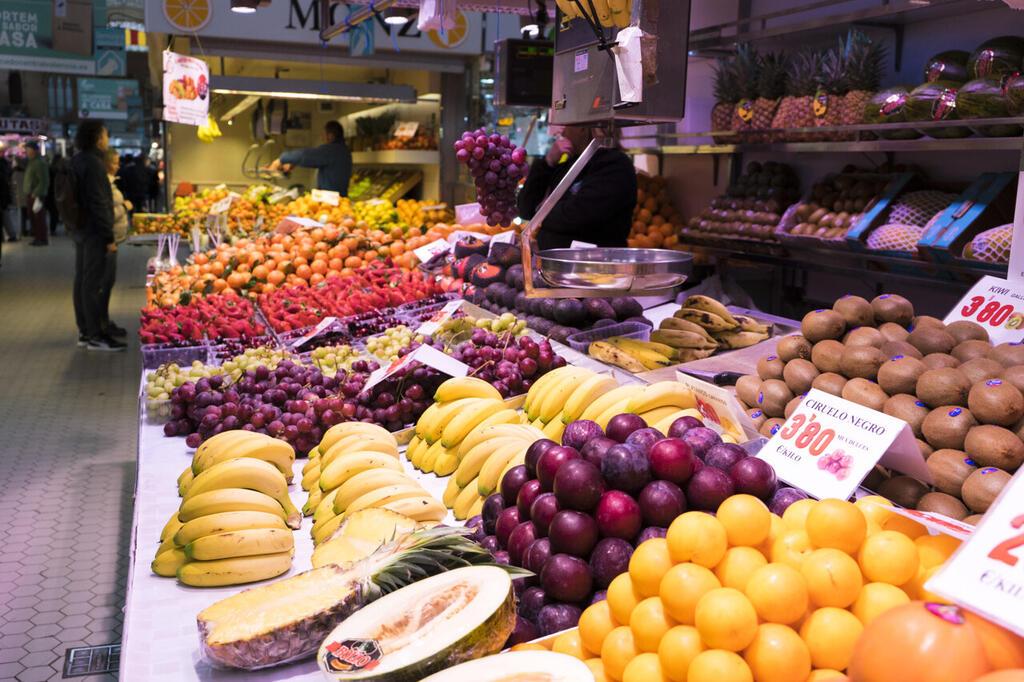 El Mercado Central conmemora hoy la festividad de Santa Dorotea, el Día del Frutero (1)
