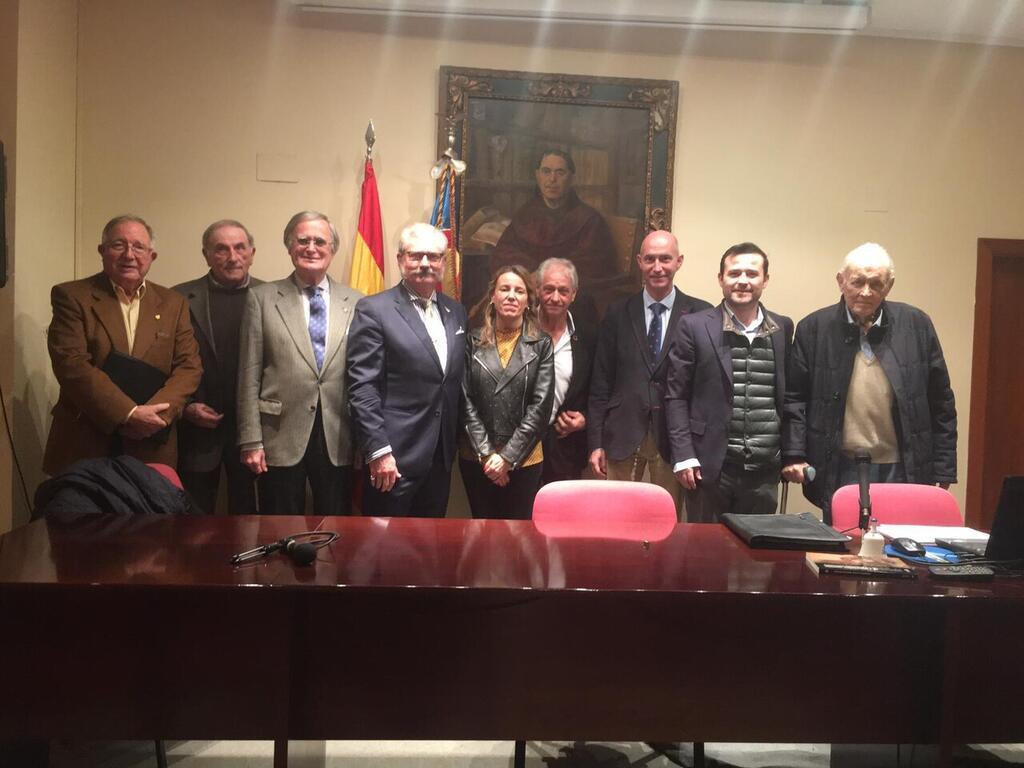 Miguel Jover, catedrático UPV, ofrece una conferencia en la Real Academia de la Cultura Valenciana