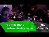DINNER Show Casino CIRSA Valencia desde sus entrañas