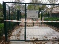 0325 zona tancada de socialització gossos