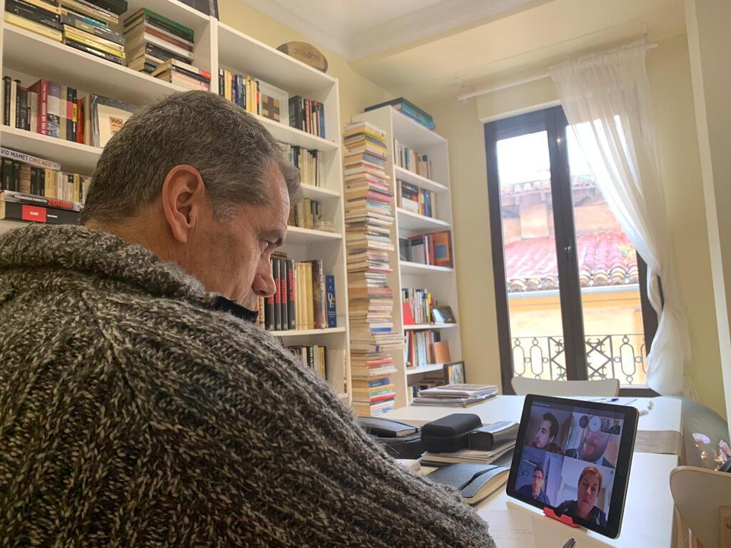 20200327 Toni Cantó reunión videoconferencia