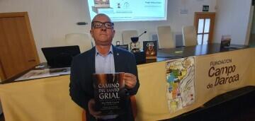 La Dra. Ana Mafé presenta su libro en Daroca 20200306_180305 (3)