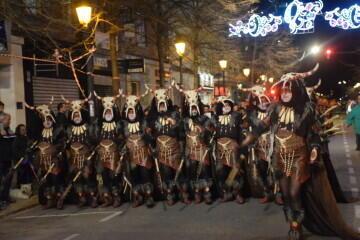 XV Parada Mora organizada por la Falla Jacinto Benavente-Reina Doña Germana 20200307_121704 (102)