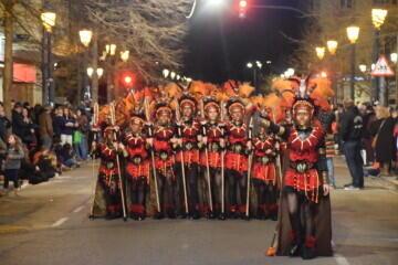 XV Parada Mora organizada por la Falla Jacinto Benavente-Reina Doña Germana 20200307_121704 (104)