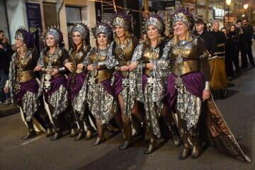 XV Parada Mora organizada por la Falla Jacinto Benavente-Reina Doña Germana 20200307_121704 (108)