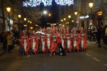 XV Parada Mora organizada por la Falla Jacinto Benavente-Reina Doña Germana 20200307_121704 (109)
