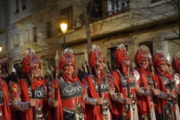 XV Parada Mora organizada por la Falla Jacinto Benavente-Reina Doña Germana 20200307_121704 (110)