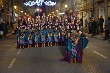 XV Parada Mora organizada por la Falla Jacinto Benavente-Reina Doña Germana 20200307_121704 (111)
