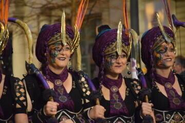 XV Parada Mora organizada por la Falla Jacinto Benavente-Reina Doña Germana 20200307_121704 (112)