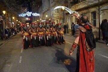 XV Parada Mora organizada por la Falla Jacinto Benavente-Reina Doña Germana 20200307_121704 (113)