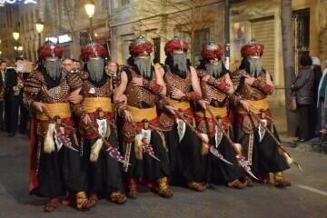 XV Parada Mora organizada por la Falla Jacinto Benavente-Reina Doña Germana 20200307_121704 (114)