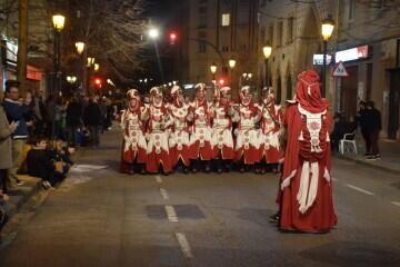 XV Parada Mora organizada por la Falla Jacinto Benavente-Reina Doña Germana 20200307_121704 (117)