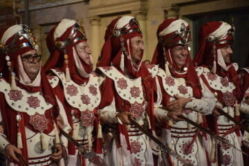 XV Parada Mora organizada por la Falla Jacinto Benavente-Reina Doña Germana 20200307_121704 (119)