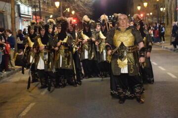 XV Parada Mora organizada por la Falla Jacinto Benavente-Reina Doña Germana 20200307_121704 (120)