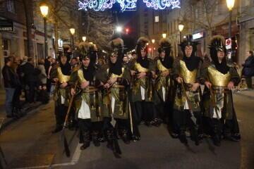 XV Parada Mora organizada por la Falla Jacinto Benavente-Reina Doña Germana 20200307_121704 (121)
