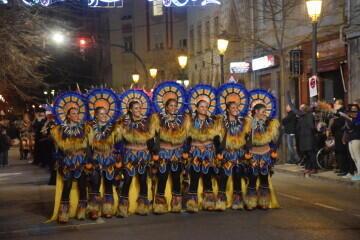 XV Parada Mora organizada por la Falla Jacinto Benavente-Reina Doña Germana 20200307_121704 (122)