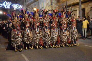 XV Parada Mora organizada por la Falla Jacinto Benavente-Reina Doña Germana 20200307_121704 (123)