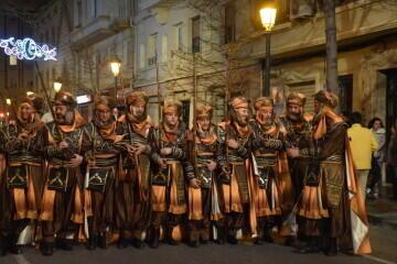 XV Parada Mora organizada por la Falla Jacinto Benavente-Reina Doña Germana 20200307_121704 (124)