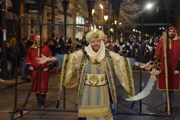 XV Parada Mora organizada por la Falla Jacinto Benavente-Reina Doña Germana 20200307_121704 (128)