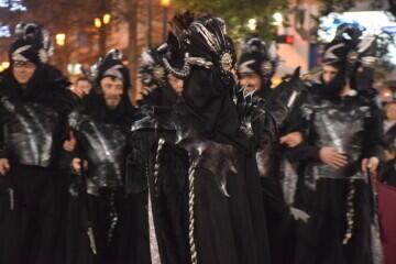 XV Parada Mora organizada por la Falla Jacinto Benavente-Reina Doña Germana 20200307_121704 (130)