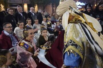 XV Parada Mora organizada por la Falla Jacinto Benavente-Reina Doña Germana 20200307_121704 (131)