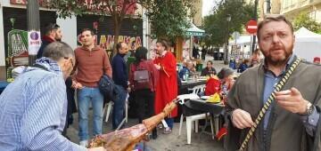 XV Parada Mora organizada por la Falla Jacinto Benavente-Reina Doña Germana 20200307_121704 (17)