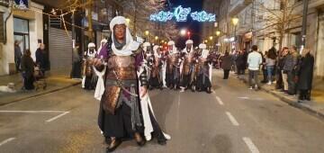XV Parada Mora organizada por la Falla Jacinto Benavente-Reina Doña Germana 20200307_121704 (34)