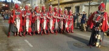 XV Parada Mora organizada por la Falla Jacinto Benavente-Reina Doña Germana 20200307_121704 (40)