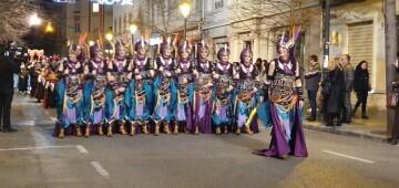 XV Parada Mora organizada por la Falla Jacinto Benavente-Reina Doña Germana 20200307_121704 (41)