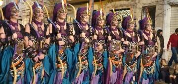 XV Parada Mora organizada por la Falla Jacinto Benavente-Reina Doña Germana 20200307_121704 (42)
