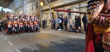 XV Parada Mora organizada por la Falla Jacinto Benavente-Reina Doña Germana 20200307_121704 (46)