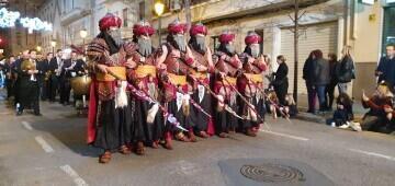 XV Parada Mora organizada por la Falla Jacinto Benavente-Reina Doña Germana 20200307_121704 (47)