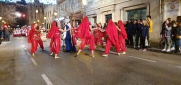 XV Parada Mora organizada por la Falla Jacinto Benavente-Reina Doña Germana 20200307_121704 (53)
