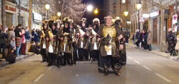 XV Parada Mora organizada por la Falla Jacinto Benavente-Reina Doña Germana 20200307_121704 (54)