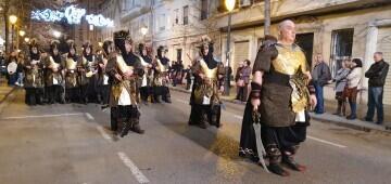 XV Parada Mora organizada por la Falla Jacinto Benavente-Reina Doña Germana 20200307_121704 (57)
