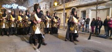 XV Parada Mora organizada por la Falla Jacinto Benavente-Reina Doña Germana 20200307_121704 (58)