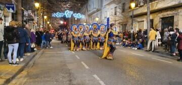 XV Parada Mora organizada por la Falla Jacinto Benavente-Reina Doña Germana 20200307_121704 (59)