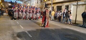 XV Parada Mora organizada por la Falla Jacinto Benavente-Reina Doña Germana 20200307_121704 (62)