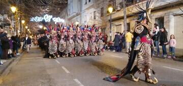 XV Parada Mora organizada por la Falla Jacinto Benavente-Reina Doña Germana 20200307_121704 (63)